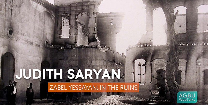 Zabel Yessayan: In the Ruins