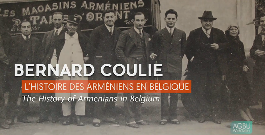 The History of Armenians in Belgium
