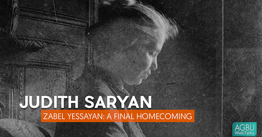 <p>Zabel Yessayan: Final Homecoming</p>